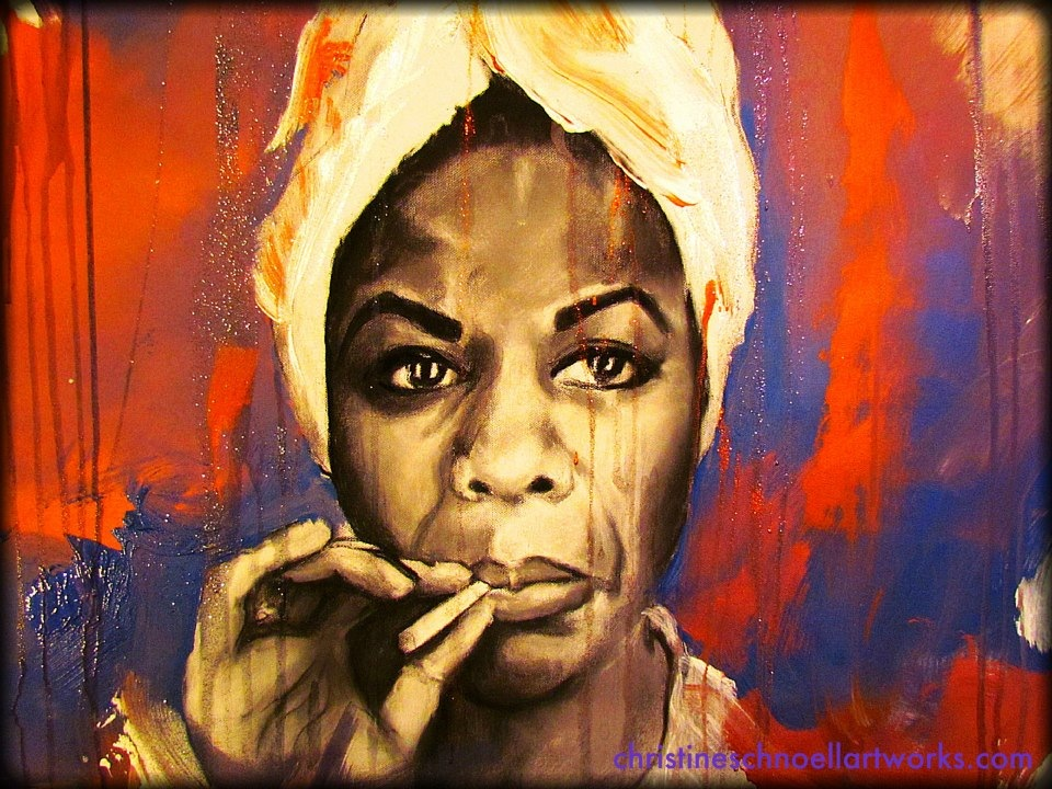 Nina Simone, Golden Box, Christine Schnoell