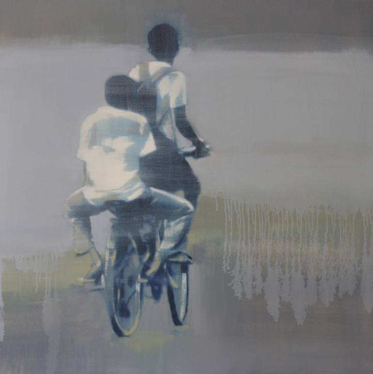 boys on bikes no. 2