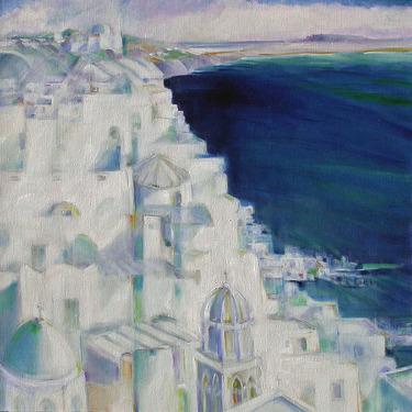 Joseph Hutchinson VOYAGE I - AEGEAN ISLAND