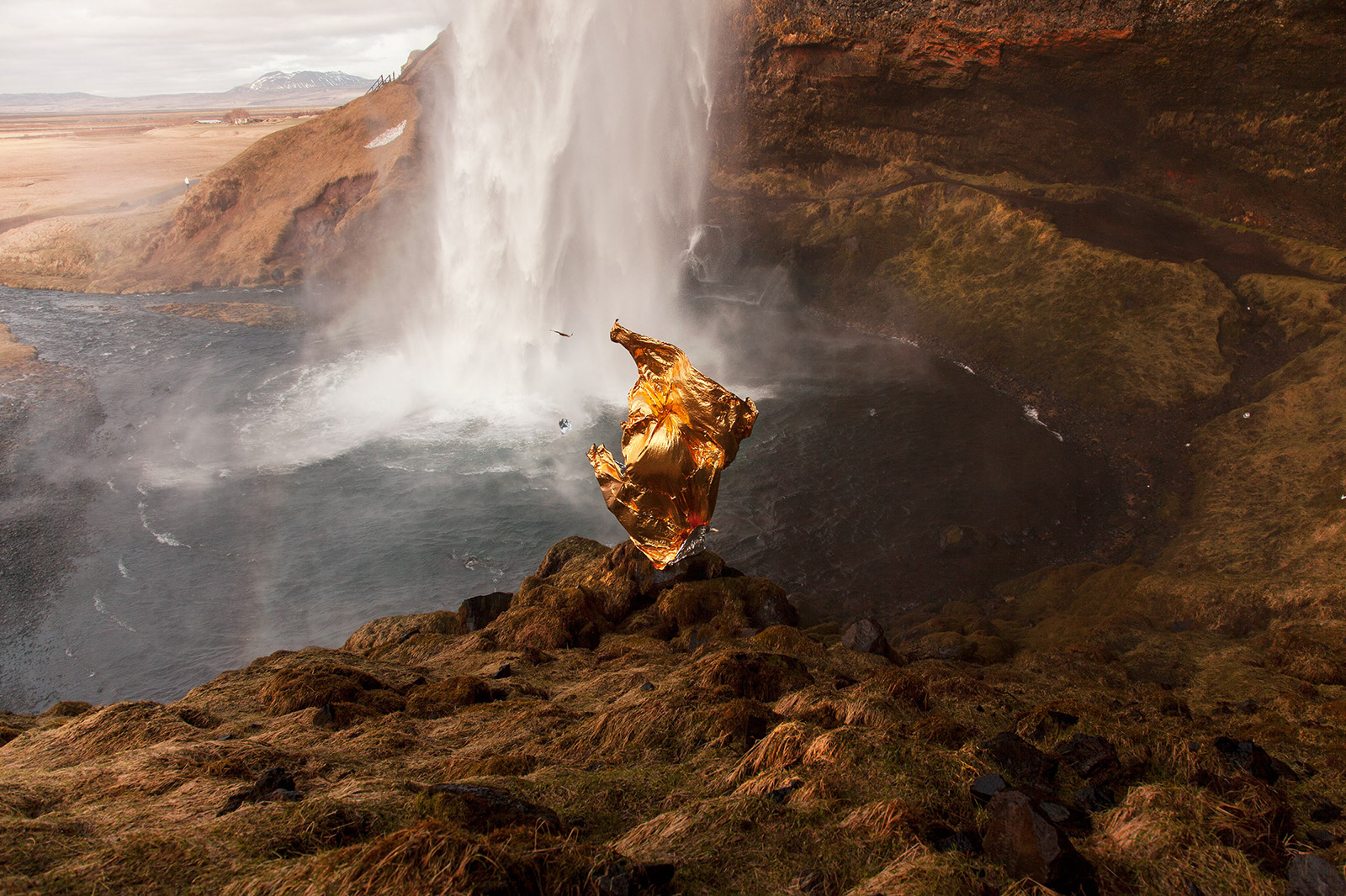 Iceland-Seljalandsfoss  | Edition of 10 | 2015 | Edition of 10