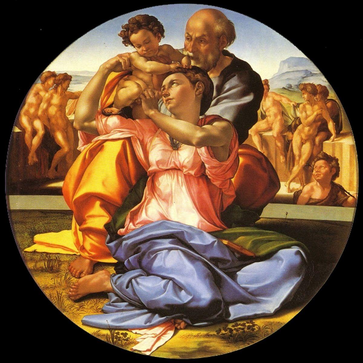 """Michelangelo """"Round gifts"""""""