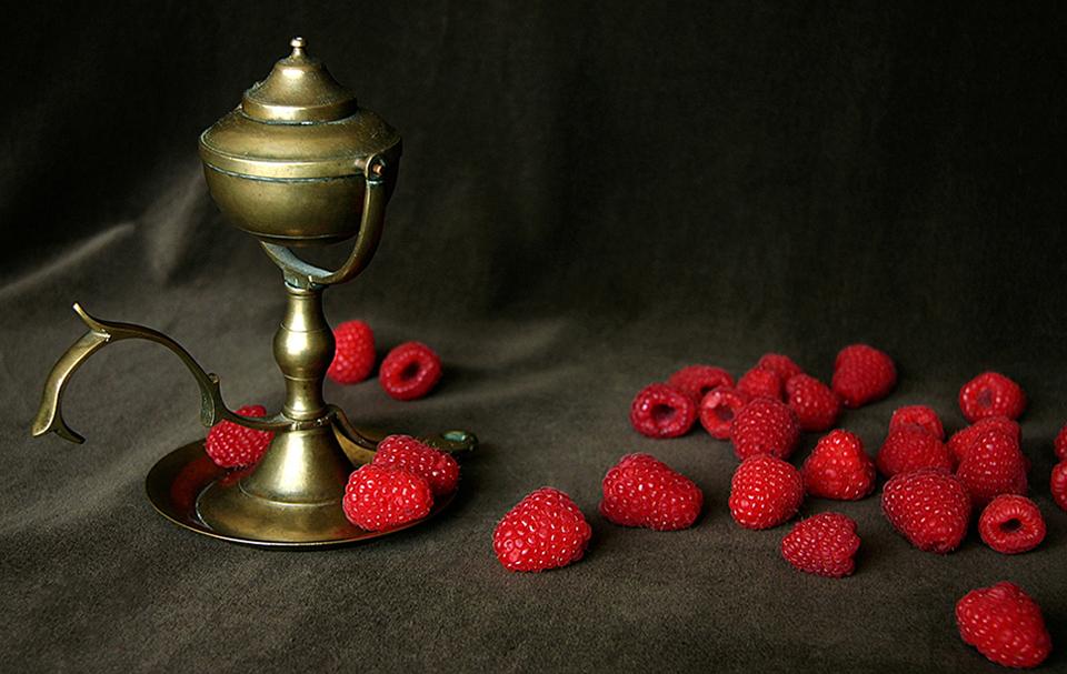 Still Life 1, Raspberry