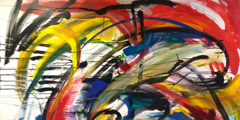 Painting Tango