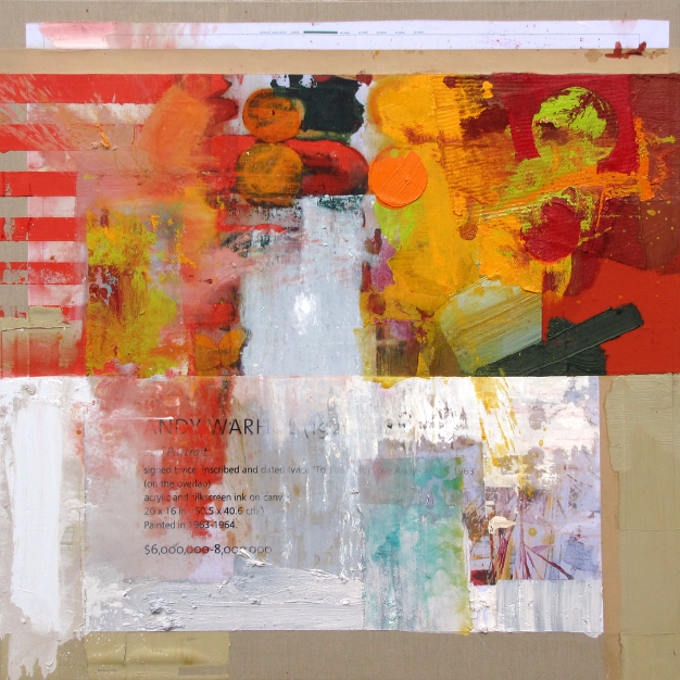 Warhol (a) | Auction Advertisement | 2015