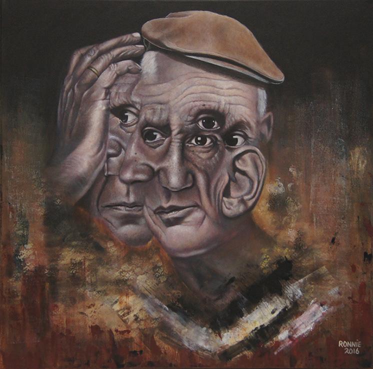 Ronnie Jaing | Pablo Picasso