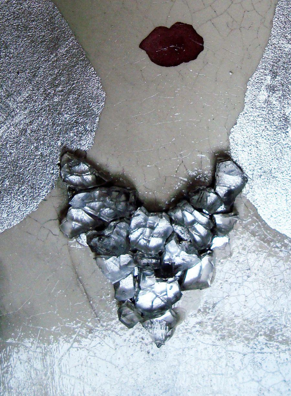 Glass Necklace by Bridget Davies