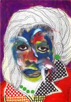 Painting #535, Claudio Parentela