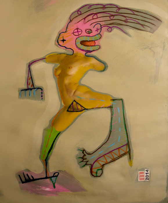 """""""#2553 – She Danced That Way Until She Remembered."""" (2014)"""