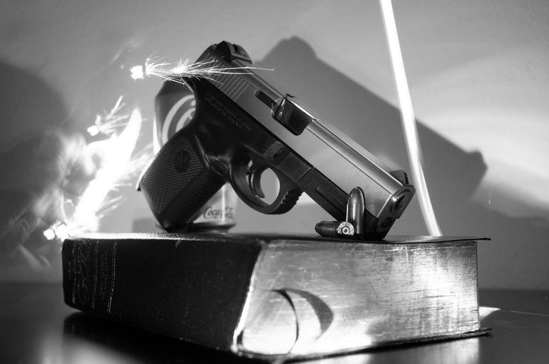 Gun Play Royal Priest