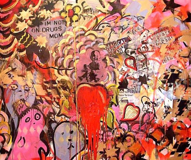 I AM NOT DOING DRUGS MOM 2010, Hermes Berrio
