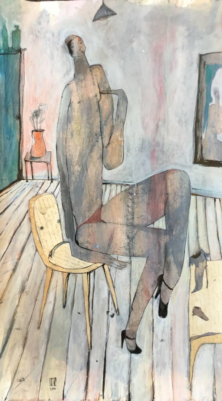 Ilya Volykhine | Mirror Image, 2016