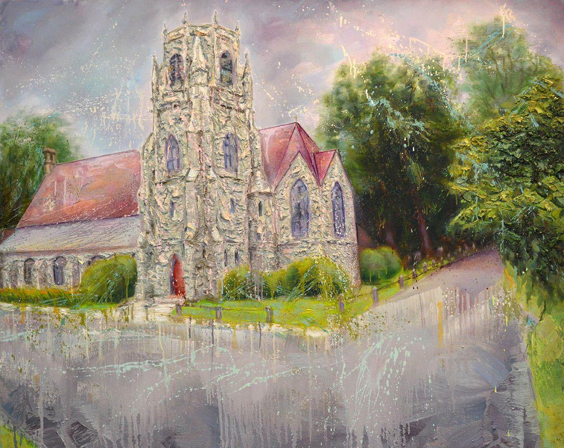 Immanuel Church in Bellows Falls