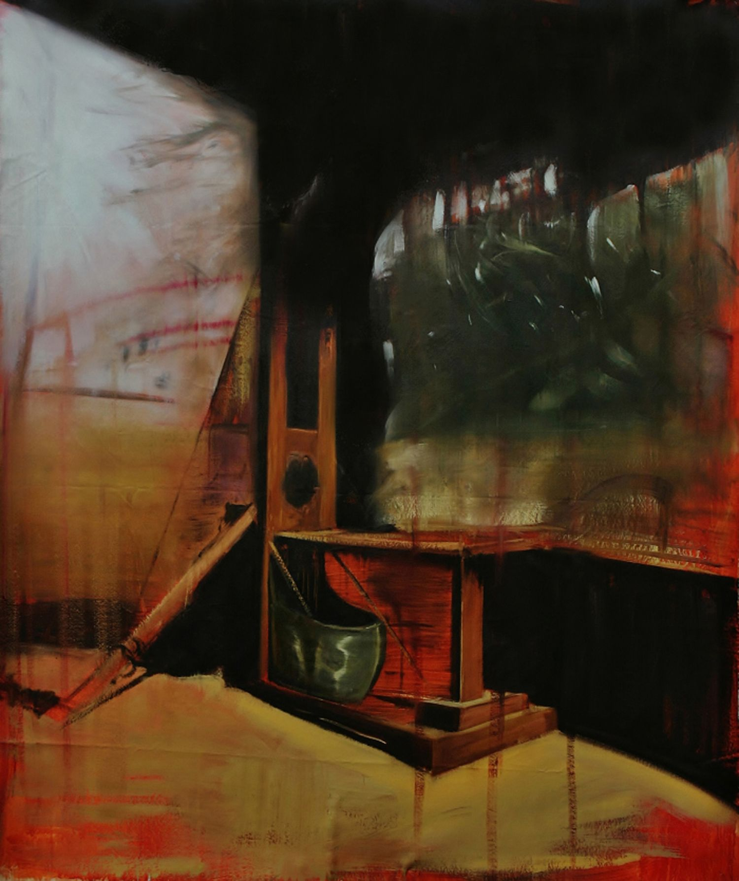 Instrument, (2014),  Stefan John Orlowski