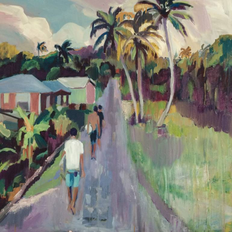 Joanne Reed | The new road