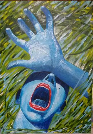 The scream-Violence Against Women