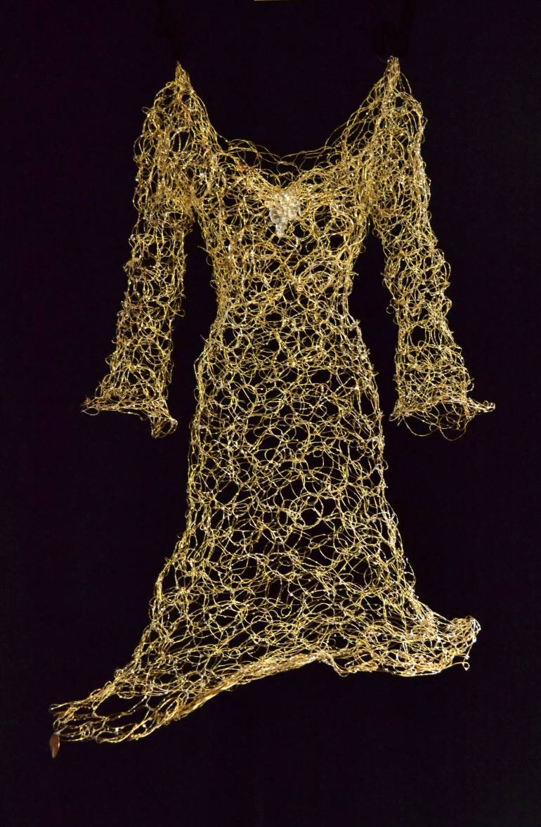 Susan Freda | Calantha (Lovely Blossom) Wire Dress