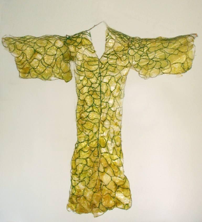 Susan Freda | Woven Kimono