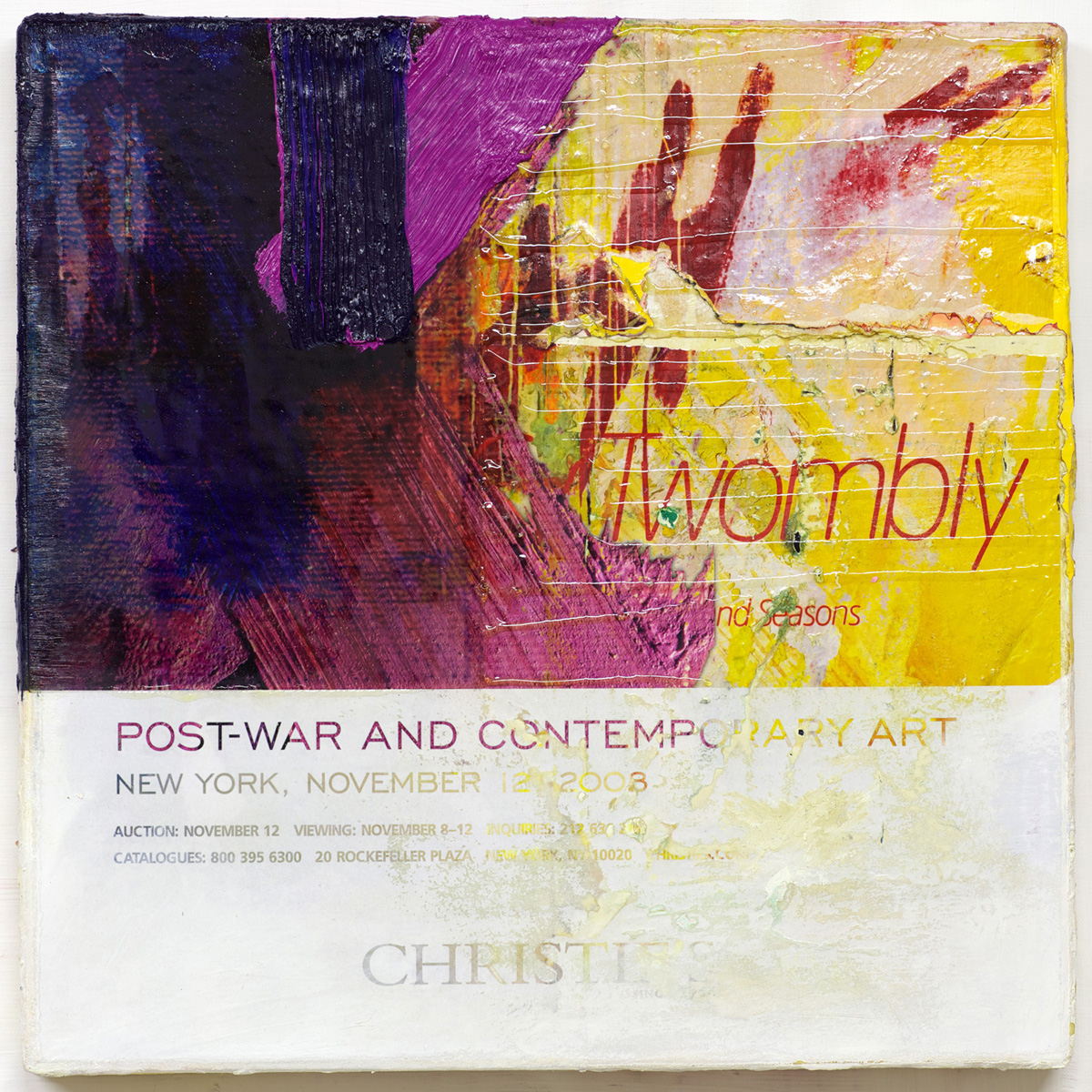 CyTwombly | MoMA Gift Store
