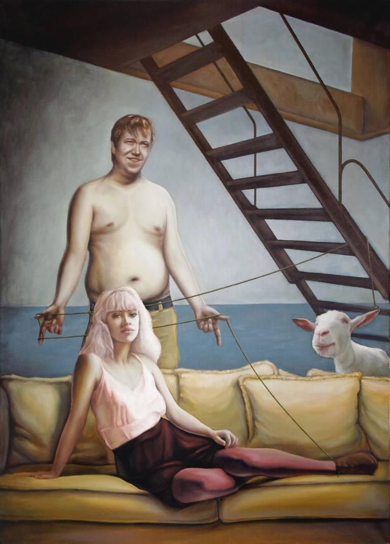 Bernard Simunovic | Duo with goat