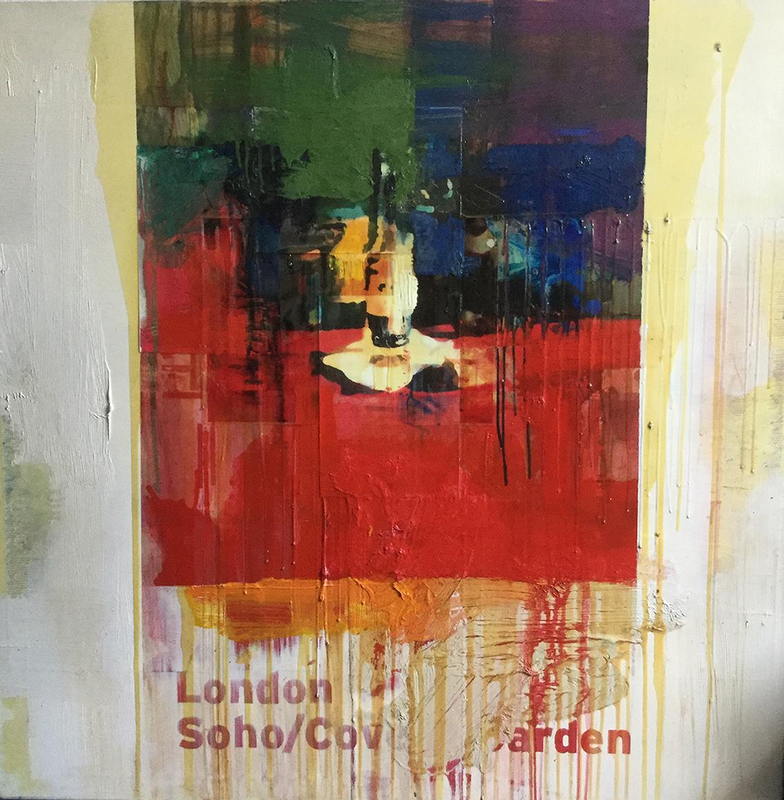 Peter Vahlefeld | Entitled London, Covent Garden, Soho