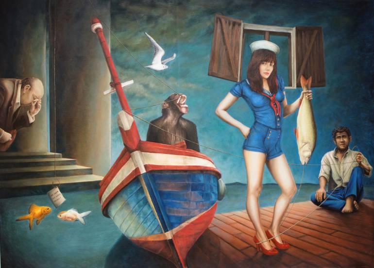 Bernard Simunovic | The thing has a hook