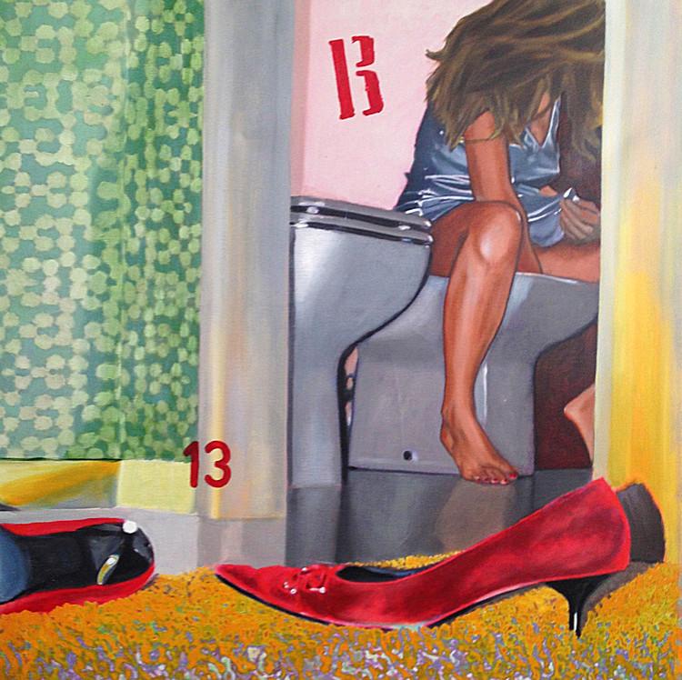 B 13 by Claudio Di Carlo
