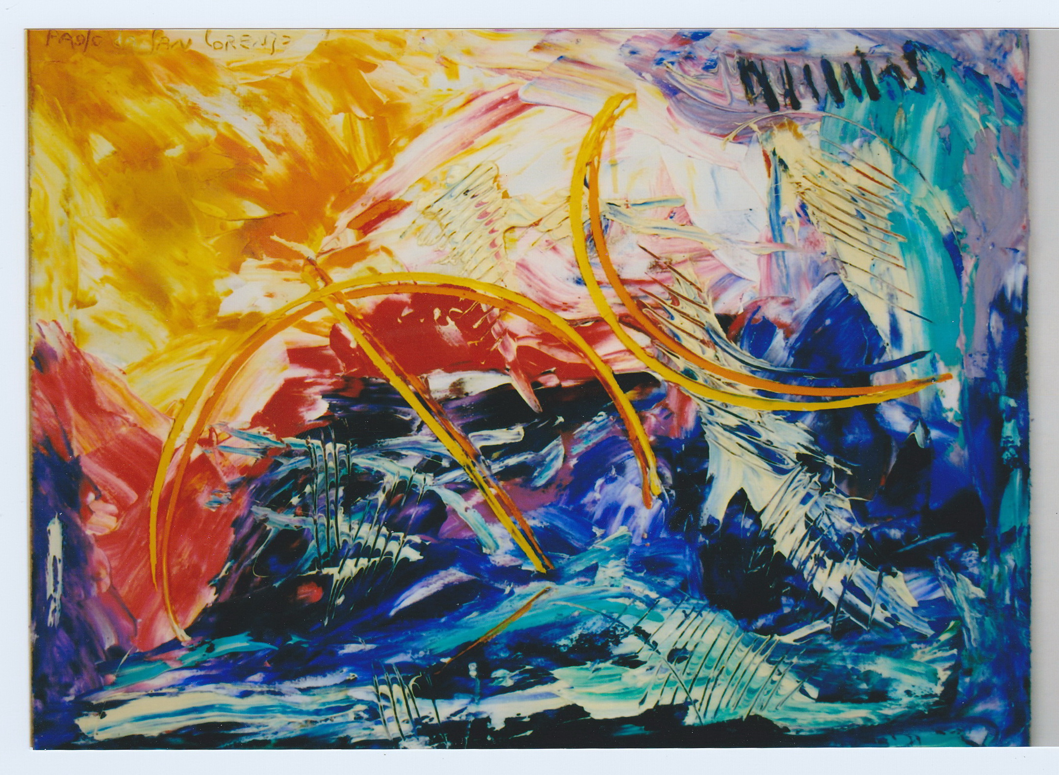 ACTION PAINTING, 2005
