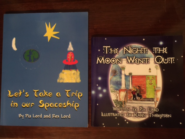 Space Science Books 3 yrs +