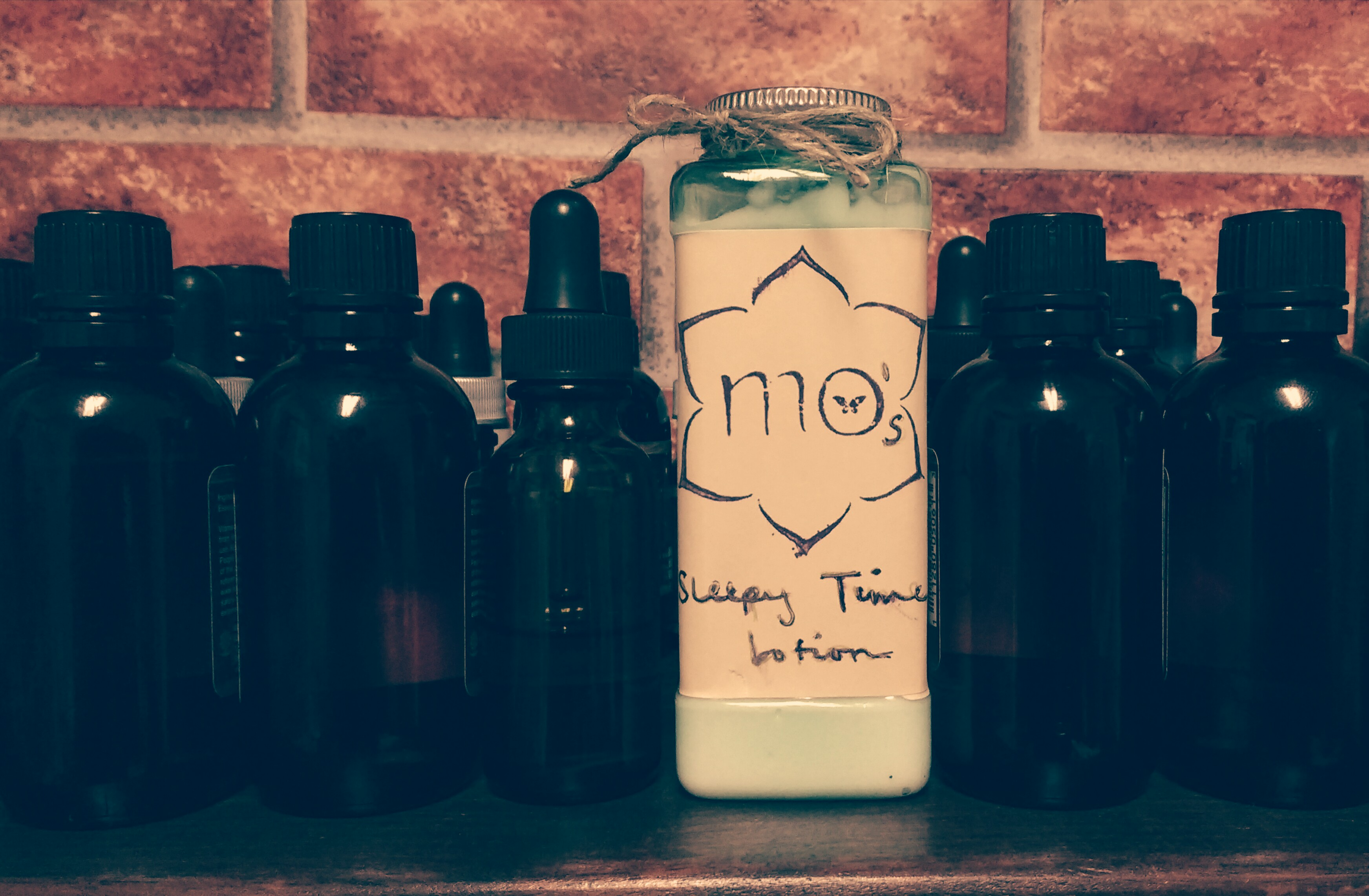 Mo's Body Blend Lotion