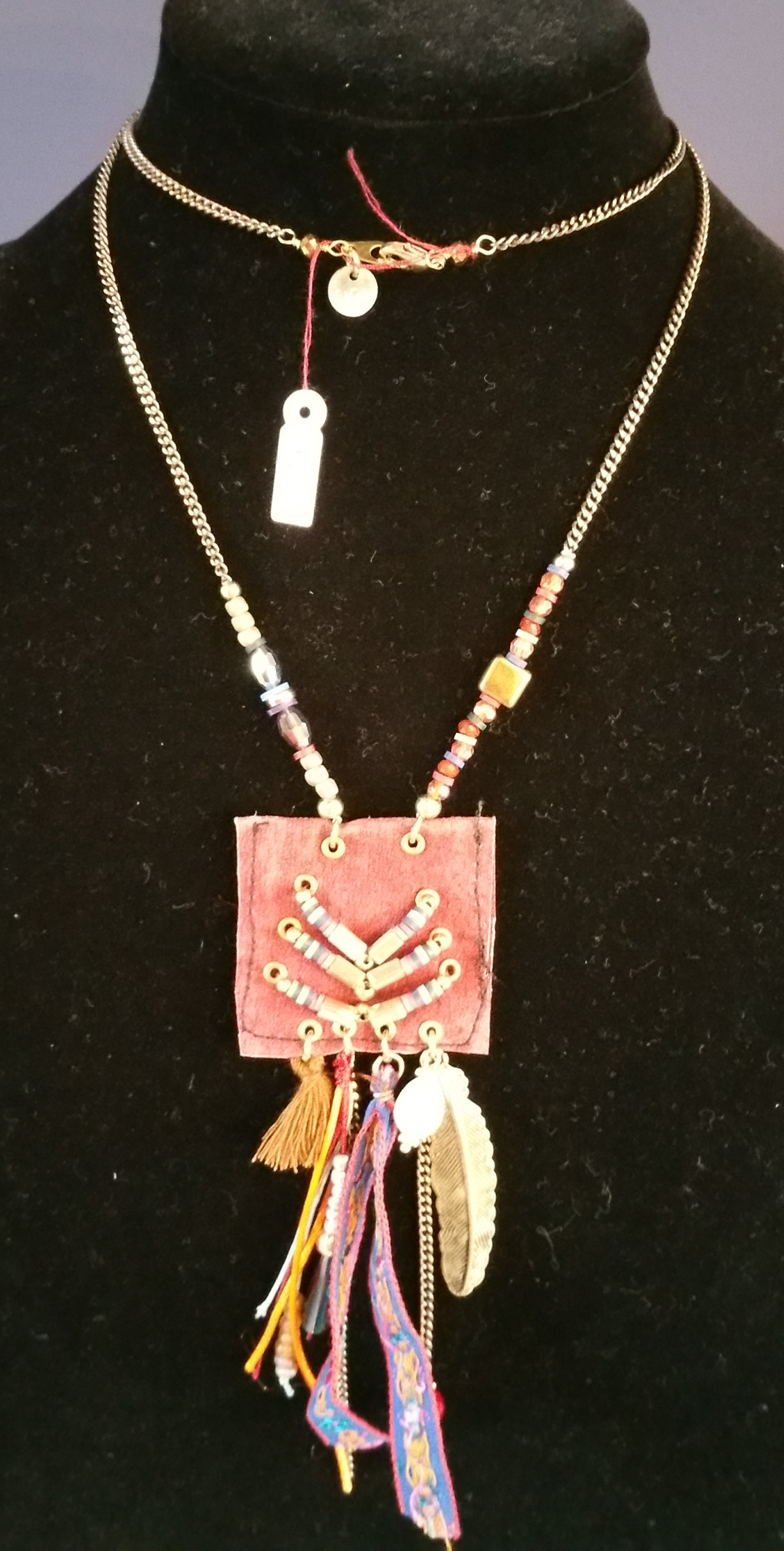 Long Necklace 4N7
