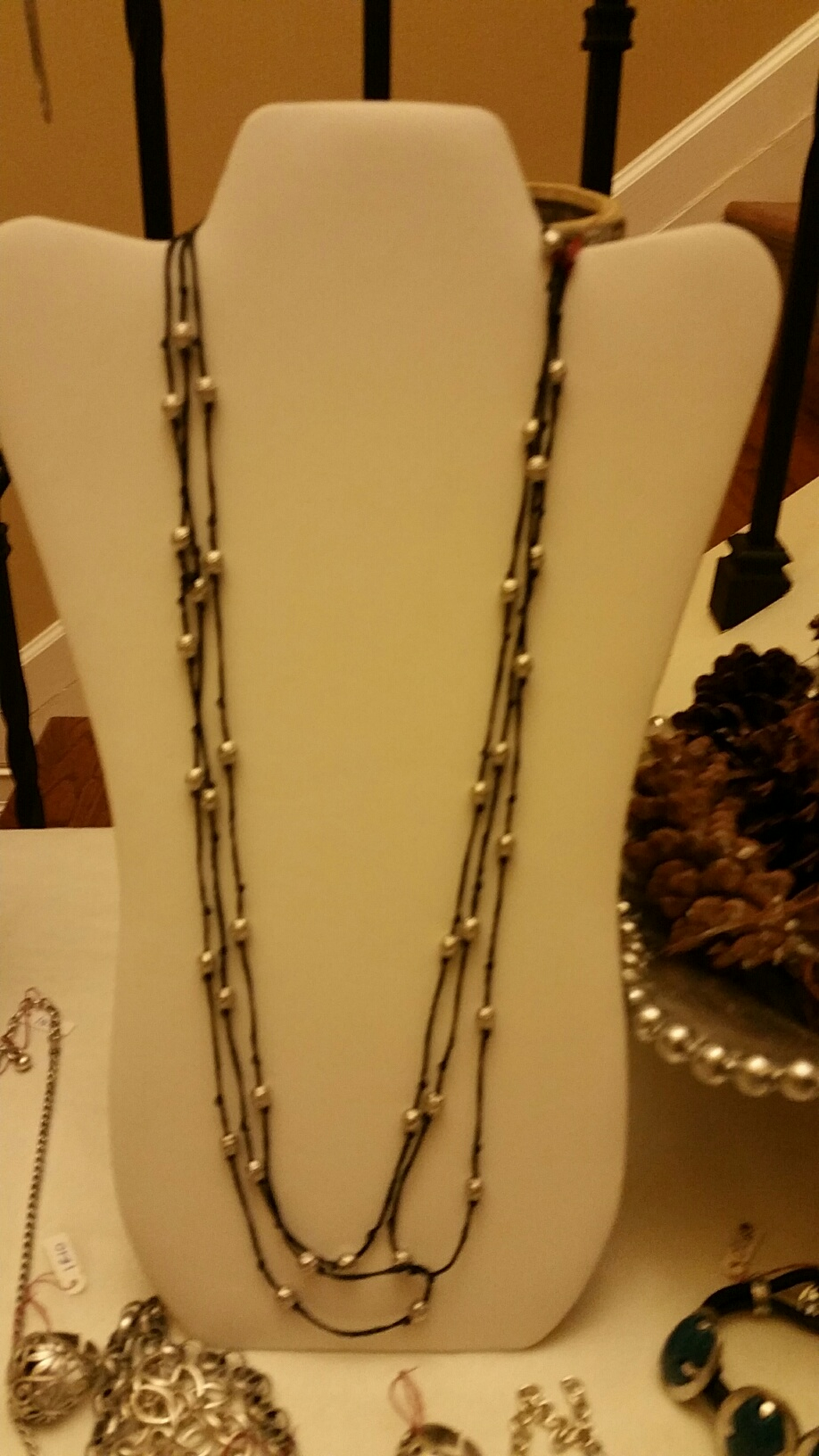 Triple Long Necklace 1N17