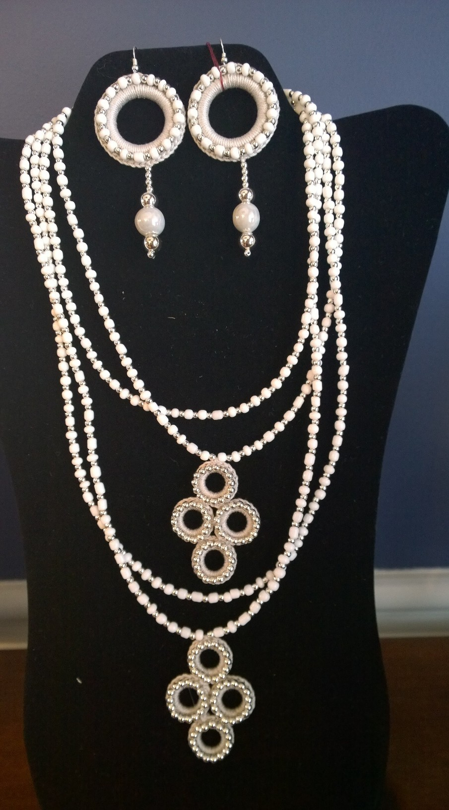 Doble Necklace Set 3N08
