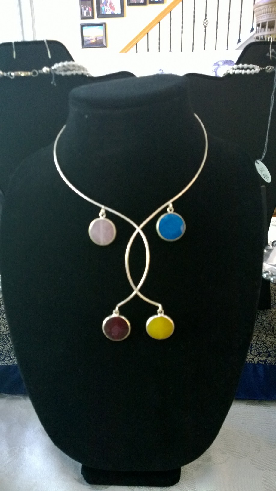 Wired Four Seasons Necklace 1N15