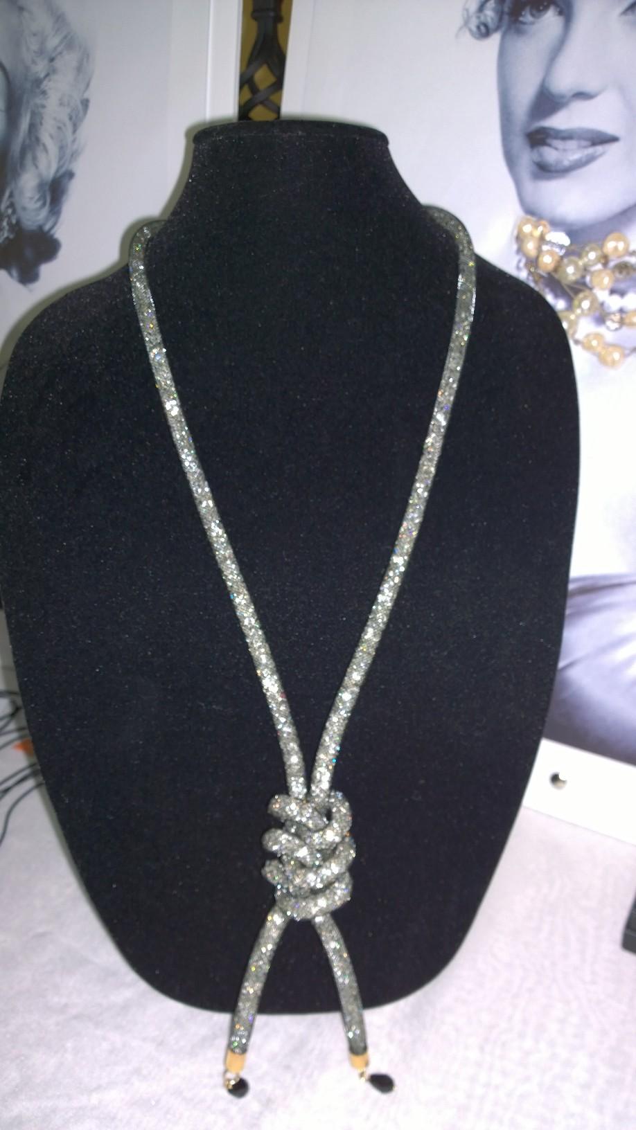 Swarovski Long Necklaces ----SOLD----