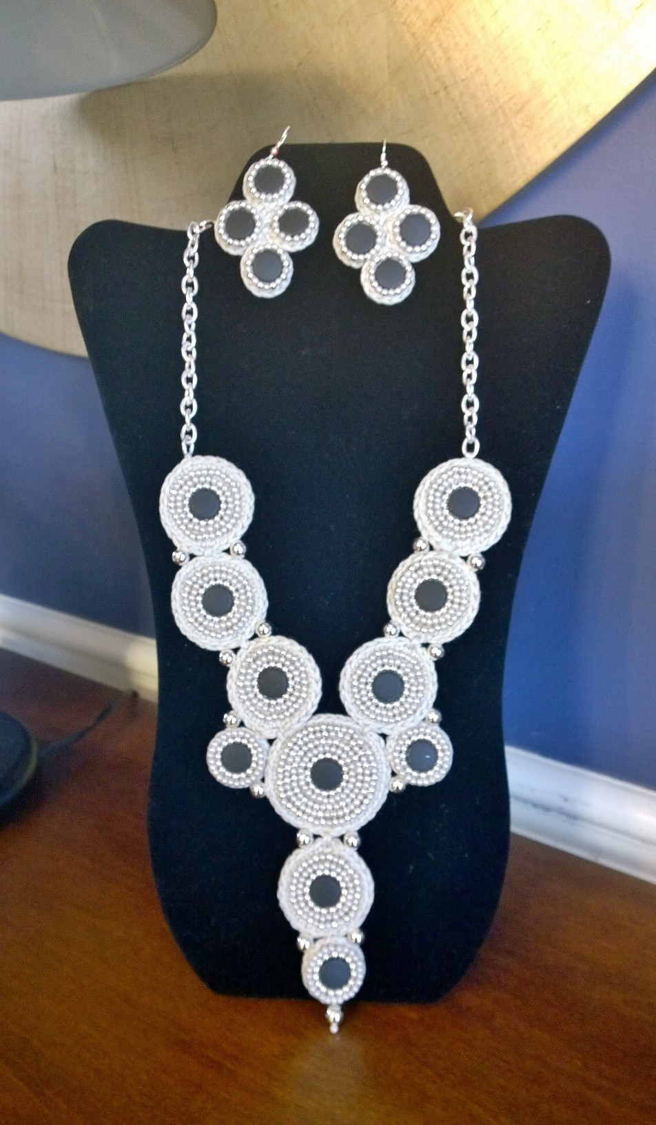Gloria Necklace Set 3N11