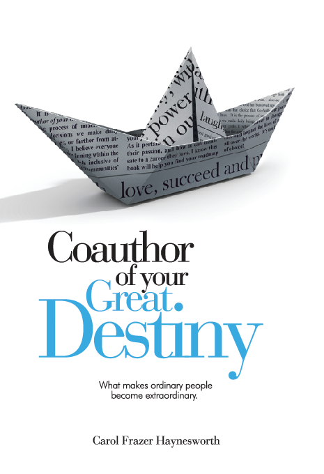 Coauthor of Your Great Destiny