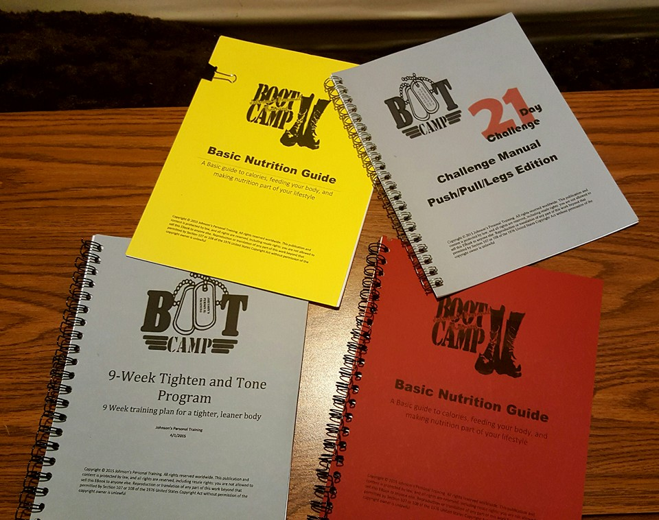 Hard Copy Training Guides