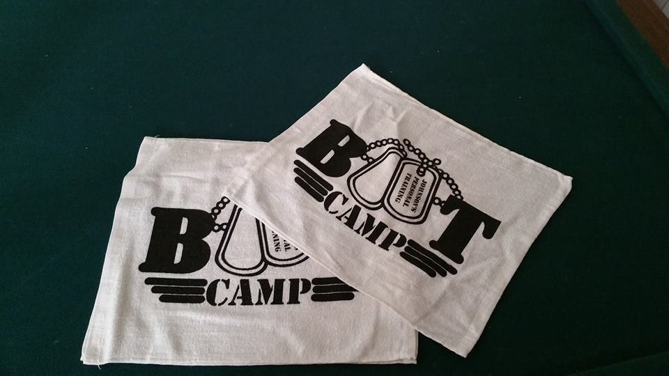Bootcamp Towels