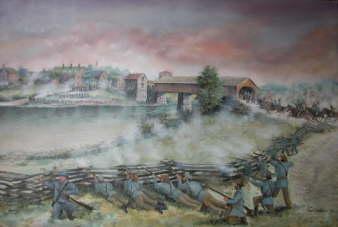 Battle at Keller's Bridge