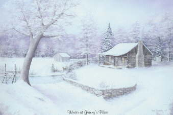 Winter at Granny's Place