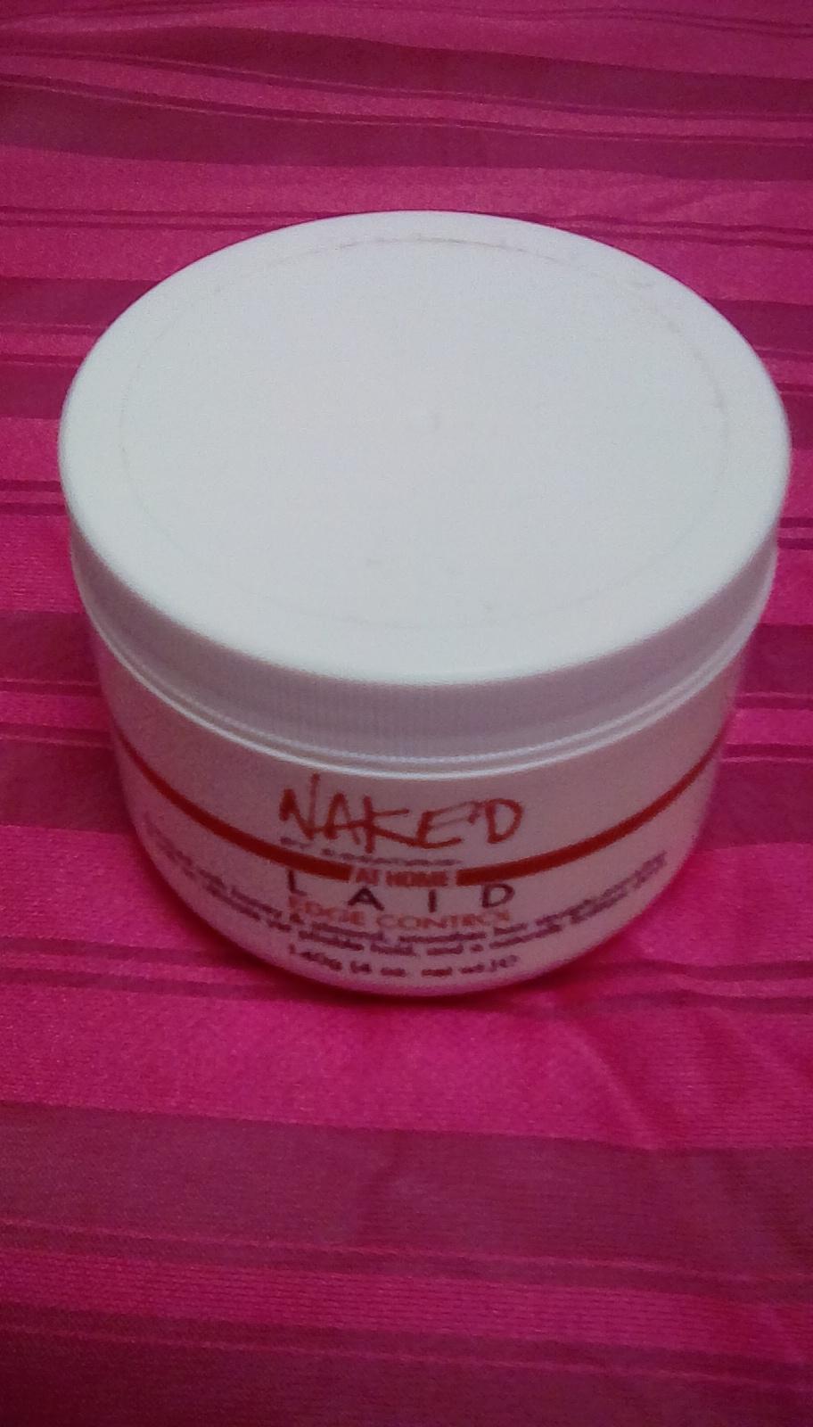 Naked Laid Edge Control
