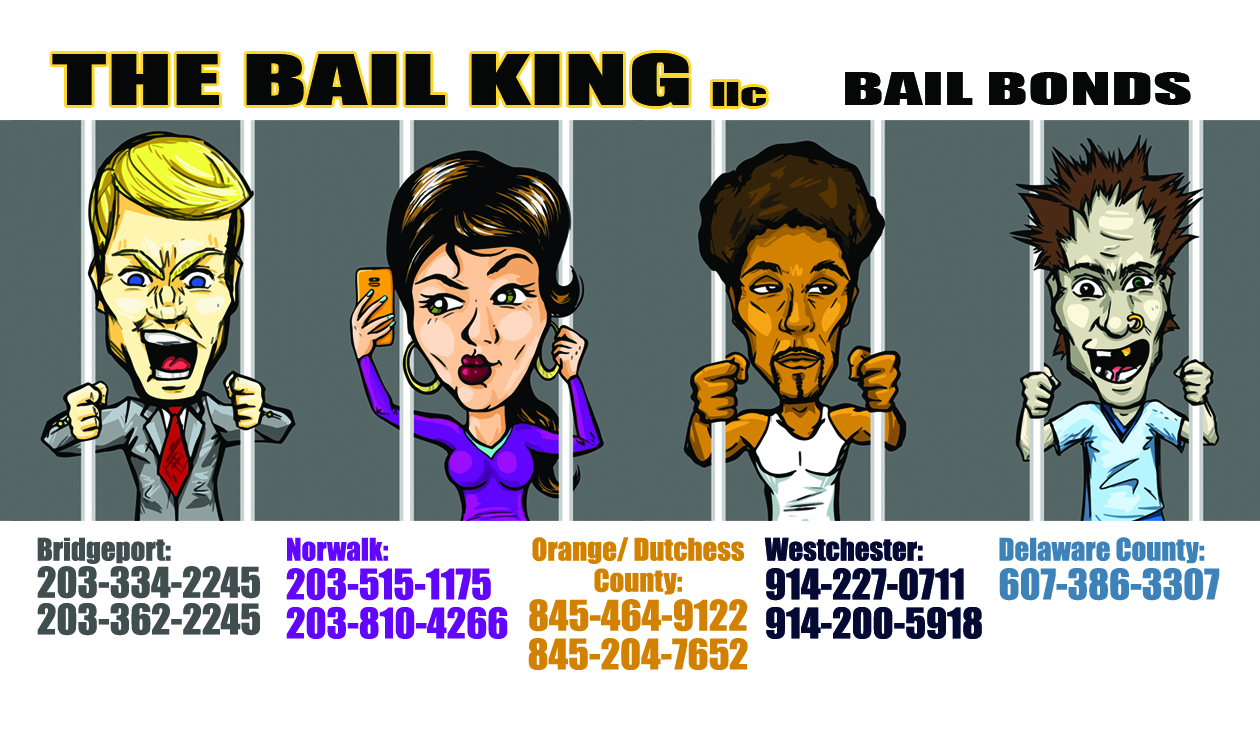 THE BAIL KING LLC