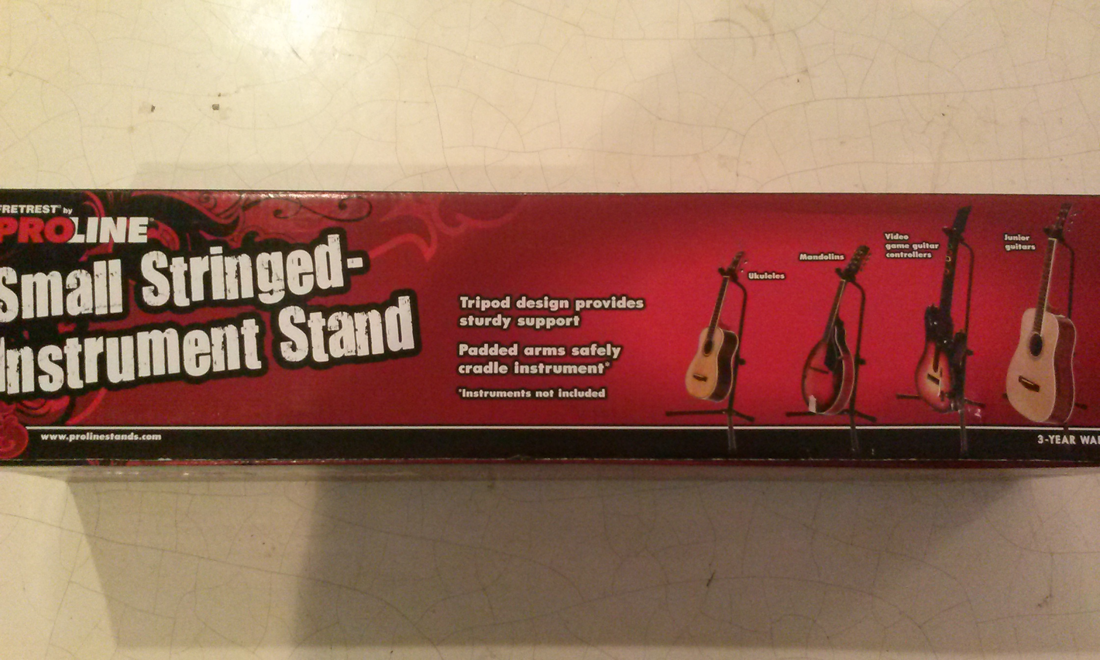 ProLine-Small Stringed Instrument Stand
