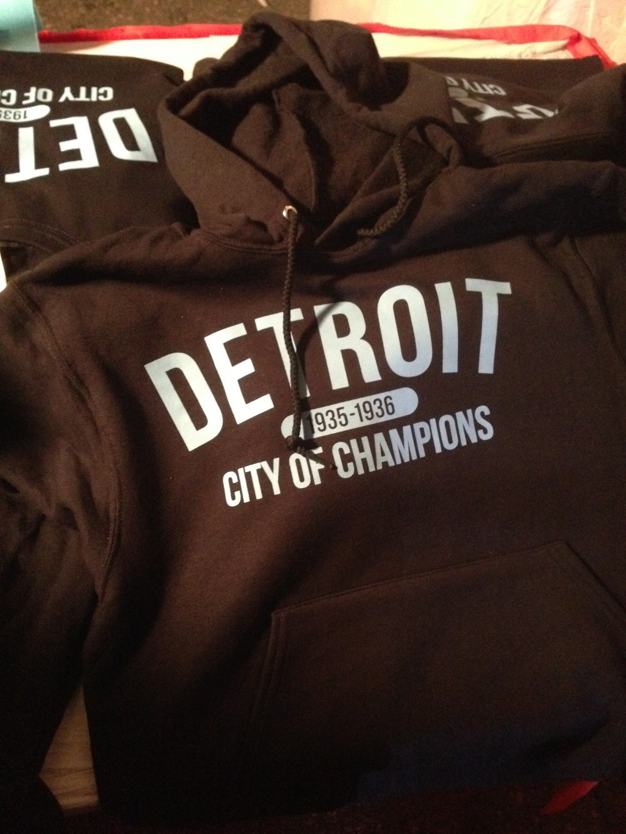 City of Champions Hoodie