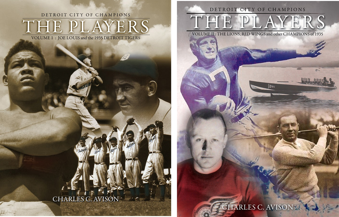 Book II and III: Matching # Players books