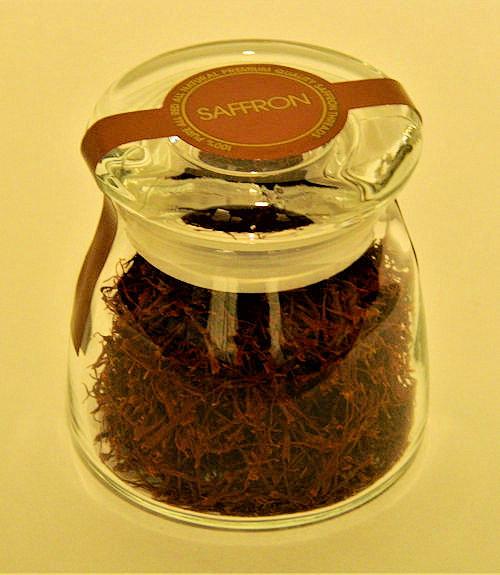 Saffron -1/4 oz