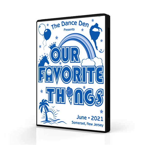 The Dance Den 2021: Our Favorite Things 7:00PM