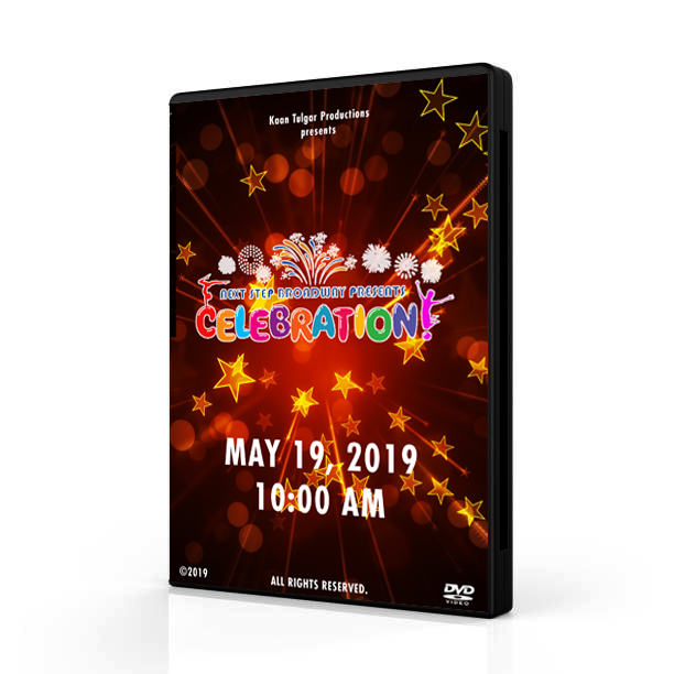 Next Step Broadway 2019: Celebration (Sun @ 10:00 am)