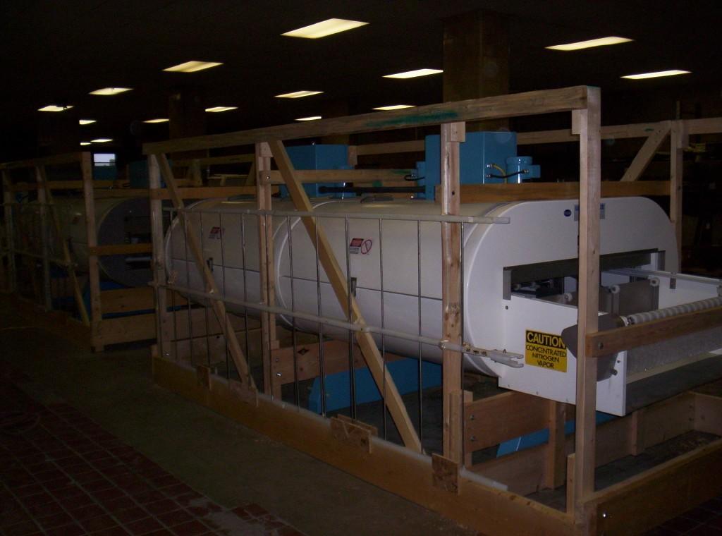 """3 Tier IQF Nitrogen LN2 UltraFreeze Tunnel Freezer- 48"""" Conveyor Belt"""