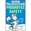 Good Housekeeping Promotes Safety Decal (for kids)